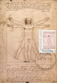þþ - 2013 Da Vinci Vitruvian man
