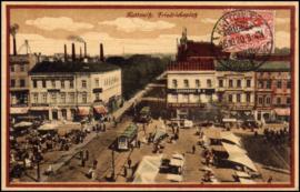 © 1920 - Upper Silesia - Kattowitz