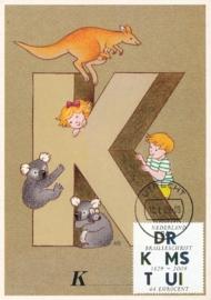 ® 2009 - CATA 2624 Letter K