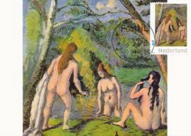 þþ - 2018 Cézanne Three bathers