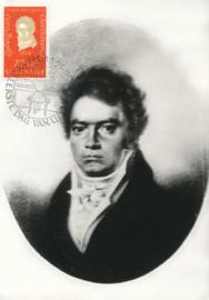 ®®® 1970 - CATA 550 - SURINAME Ludwig von Beethoven
