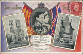 © 1937 - GREAT BRITAIN ********* King George VI