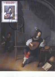 PD06 J. v. SWIETEN Lute player