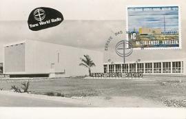®® 1970 NVPH 421 NED. ANTILLEN Radio Bonaire