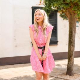 Jozemiek jurk Kaja - roze