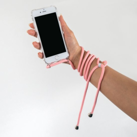 Iphone hoesje met koord winkeliers set 24pcs