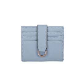 Pasjeshouder / mini portemonnee Nikkie -Blauw