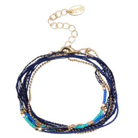 Rakhi soul collection: Royal Blue