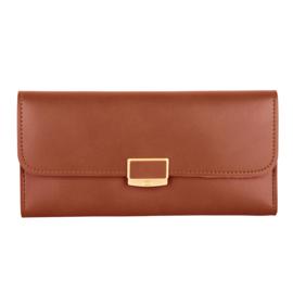 Classic portemonnee Iris - Bruin