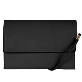 Envelop mini bag -Zwart