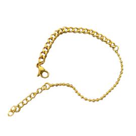 Jozemiek cuban chain armband - Cuban Collection