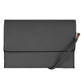 Envelop mini bag -Grijs