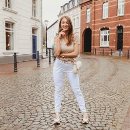Jozemiek Jeans Bianca - wit