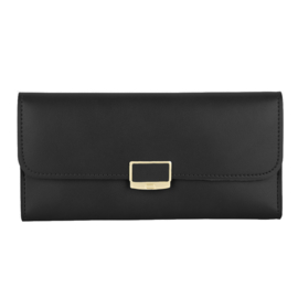 Classic portemonnee Iris - Zwart