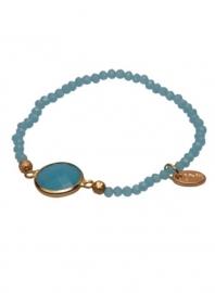 Embrace Cristal Stone Blue
