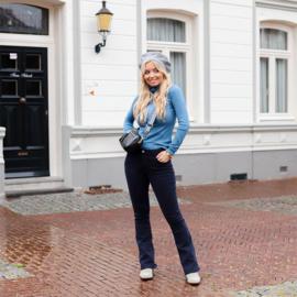 Jozemiek coltrui Zoe jeans blauw