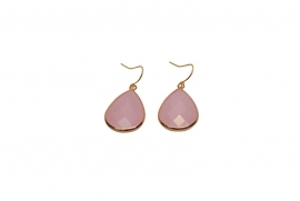 DARE TO BE FABULOUS  teardrop Opaal Pink XL