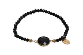 Embrace Cristal stone  black