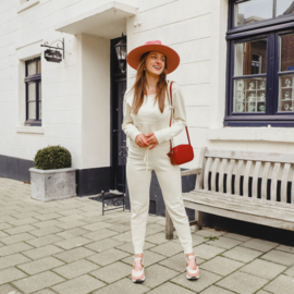 Jozemiek comfy set Karlijn - off white