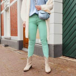 Jozemiek Jeans Cora - mint groen