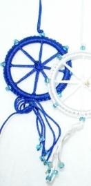 Dharmawiel ' groot ' voor Bescherming, Blauw