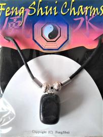 Onyx Feng Shui hanger