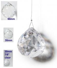Feng Shui Regenboogkristal bol 5 cm
