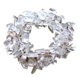 Bergkristal oplaadsteentjes