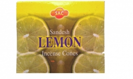 Lemon Kegeltjes ( 10 stuks )