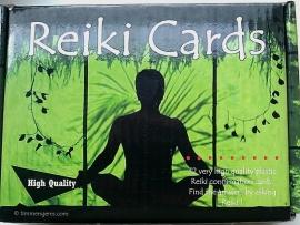 Luxe set Reiki kaarten