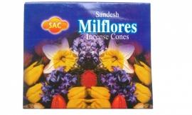 Milflores Kegeltjes ( 10 stuks )