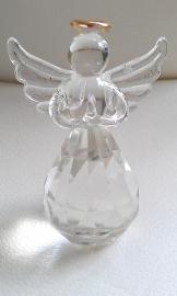 Feng Shui Kristal-Engel bolvorm