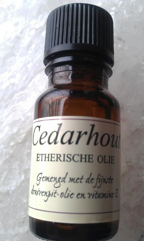 10 x Cederhout 10 ml