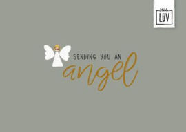 Sending you an angel LUV