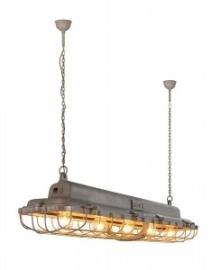 Hanglamp Lott industrieel aluminium