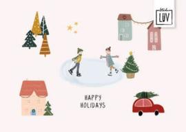 Happy Holidays LUV