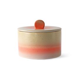 70s ceramics: cookie jar, venus HK Living