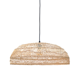 rieten hang lamp medium (60x60x20) HK Living