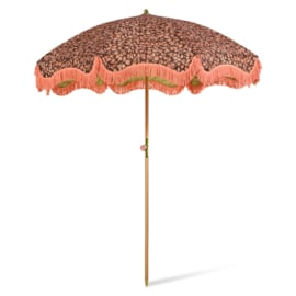 doris for hkliving: beach umbrella vintage floral