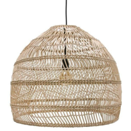 Lamp Wicker M naturel HK Living