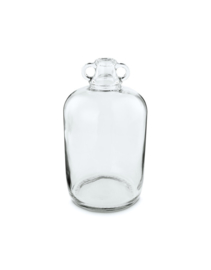 VTWONEN VASE BOTTLE SHAPE DOUBLE EAR 31.5CM