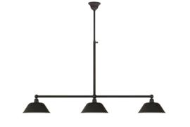 Tierlantijn Vechia 3 Hanglamp inclusief metalen kap