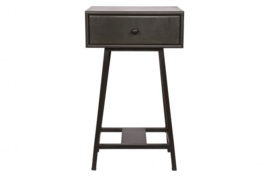 Skybox Sidetable Black Be Pure