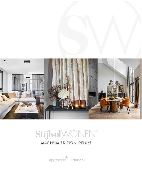 Stijlvol Wonen Magnum Editie tafelboek