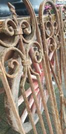 Oude sierrekjes 90 x 19 cm