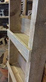 Ladder - voor decoratie -  van steigerhout 200 x 35 x 9 cm