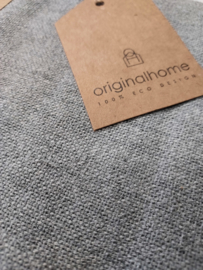 "Tafelkleed "" made from waste"" 300x160cm grey"