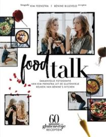 Food Talk > glutenvrije keuken > Kim Feenstra en Benine Bijleveld