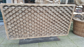 Steenmal paneel op voet  100x62x11 cm