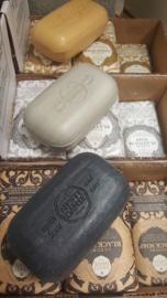 Nesti Dante Blokzeep 250 gr  NIEUW!  Black Soap
